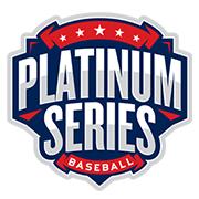 Platinum Series Baseball Logo