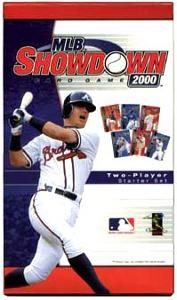 mlb showdown 2000 starter set